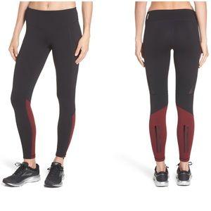 Zella Gossip Ankle Zip Leggings